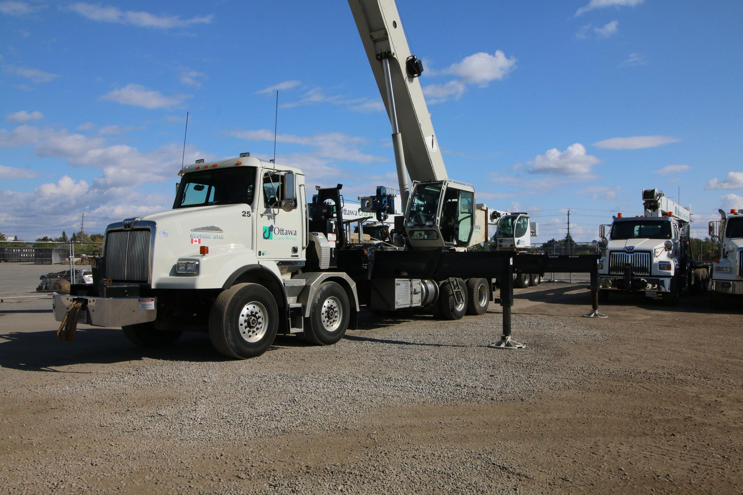 45 Ton National Mobile Crane